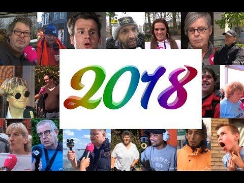 De Internetgekkies van het jaar 2018