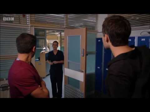 Holby City| Ollie finds out Zosias had an abortion