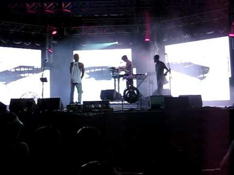 Azari & III @ Future Music Festival Perth v.2