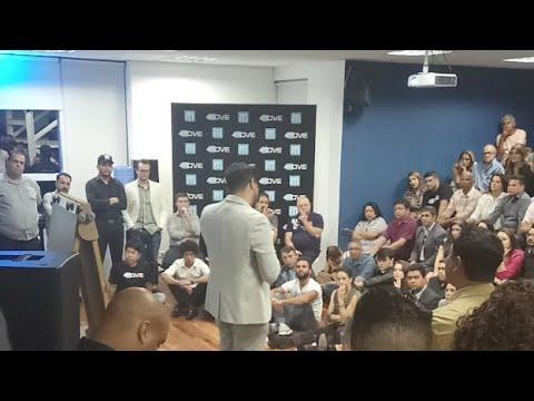 (AO VIVO) Lançamento do Plano 2.0 na 4Move House em São Paulo - 30-04-2018
