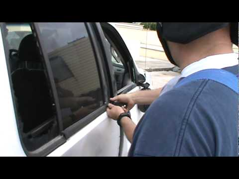Piece Of Pebble Can Break Car Window