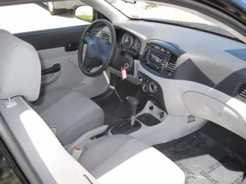 2008 HYUNDAI Accent 3dr HB Auto GS