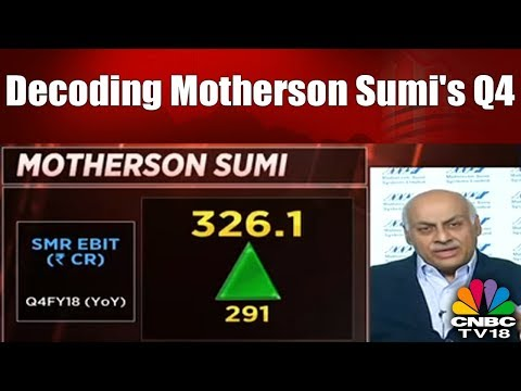 Decoding Motherson Sumi's Q4 | Profit Rises Over 9% | #4QWithCNBCTV18 thumbnail