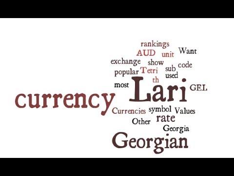 Georgian Currency - Lari