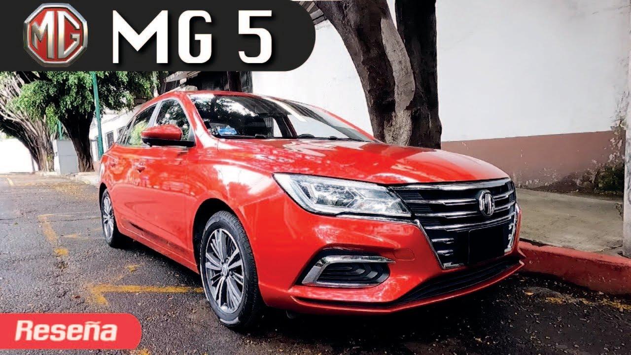 MG5 Un sedan para toda la familia ¿A tenerlo en cuenta?