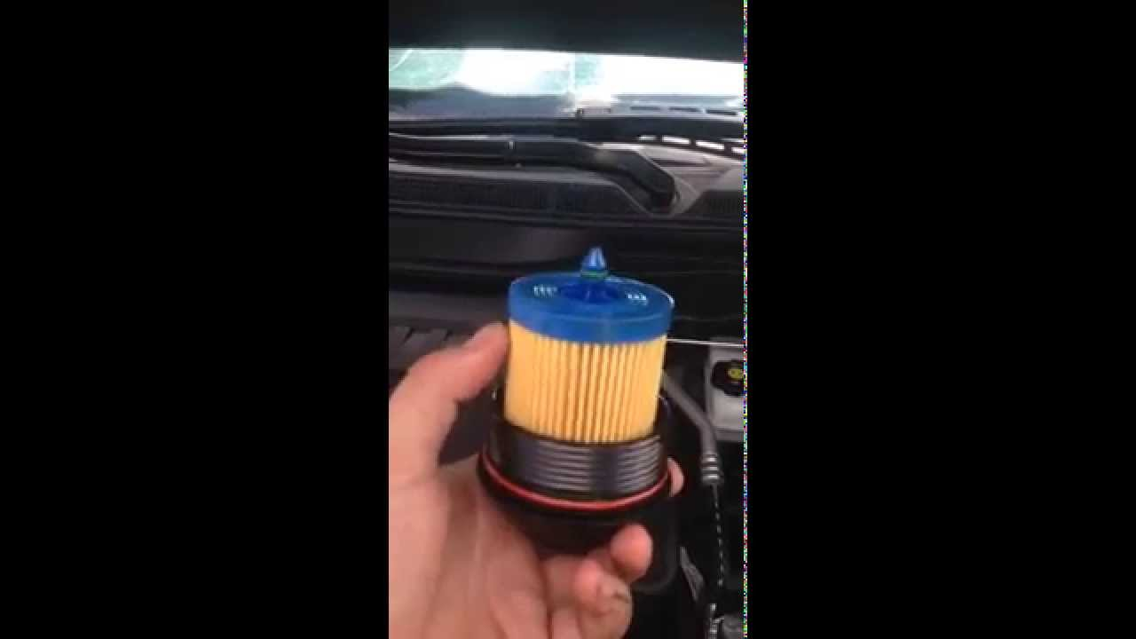 small resolution of chevy equinox 2 4 liter oil fiter change
