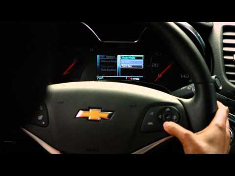 Pandora App in Chevrolet vehicles with MyLink