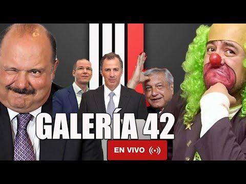 GALERÍA #42: CÉSAR DUARTE VS PGR/SANTIAGO NIETO/CANDIDATOS Y MUERTE DE STEPHEN HAWKING🎗️