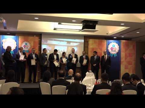 Best Green Organization of the Year 2015, Dubai Duty Free