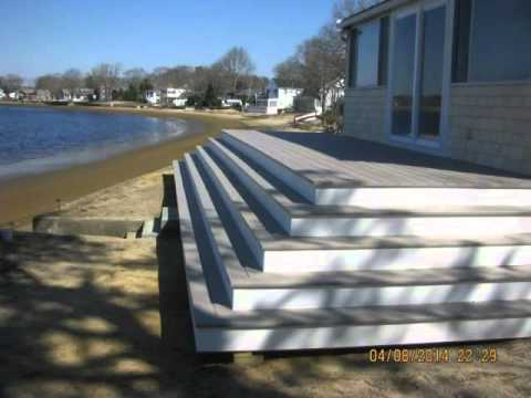 South Shore deck builder Duxbury Kingston MA