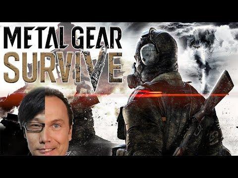 METAL GEAR SURVIVE (COOP) Stop faire le fanboy!