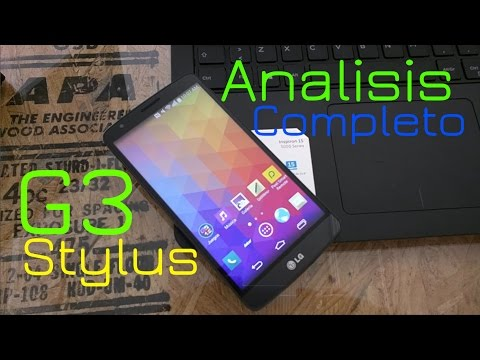 Analisis Completo LG G3 Stylus | Review en Español