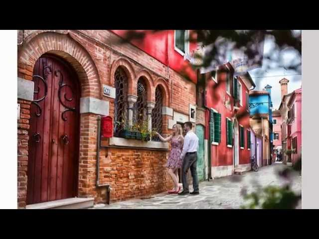 Making of Venedig Burano Lido
