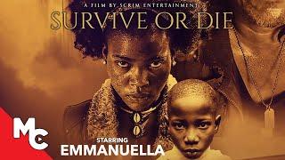 រស់រឺស្លាប់ | Full Action Survival Movie | អេម៉ាម៉ានូឡា