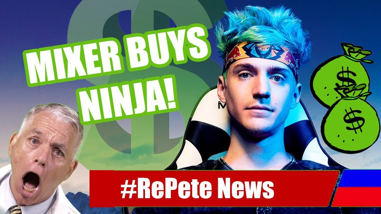 Pewdiepie, Ninja and Fouseytube - #rePete News - YouTube's CEO confused by  new Harassment rules?