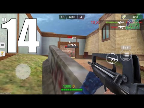 Special Ops: Gun Shooting - Online FPS War Game Android Gameplay #14