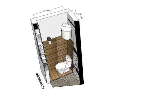 desain kamar mandi kecil x youtube