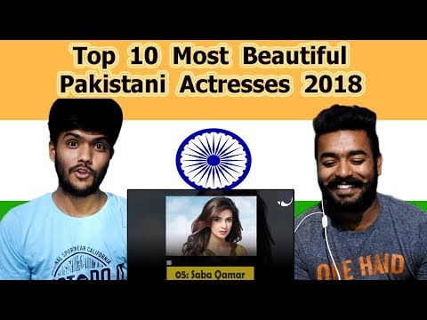 Indian reaction on Top 10 Most Beautiful...
