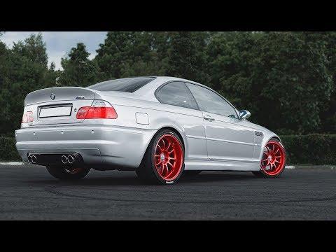 BMW E46 M3 Coupe vs 325 Coupe