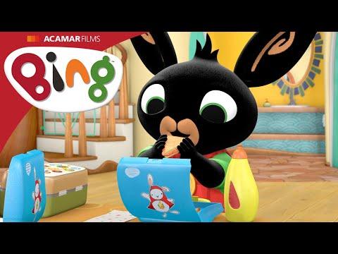 Króliczek Bing - bajka dla dzieci - Śniadaniówka