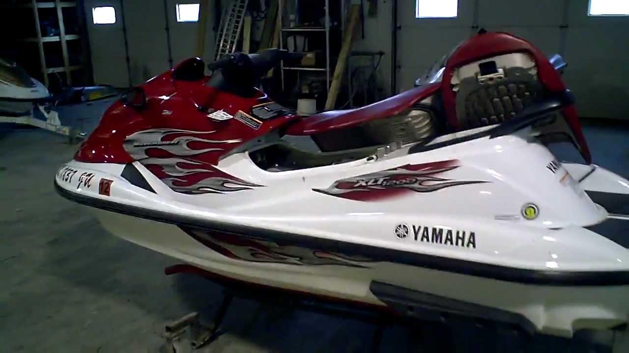 Yamaha Waverunner Xlt