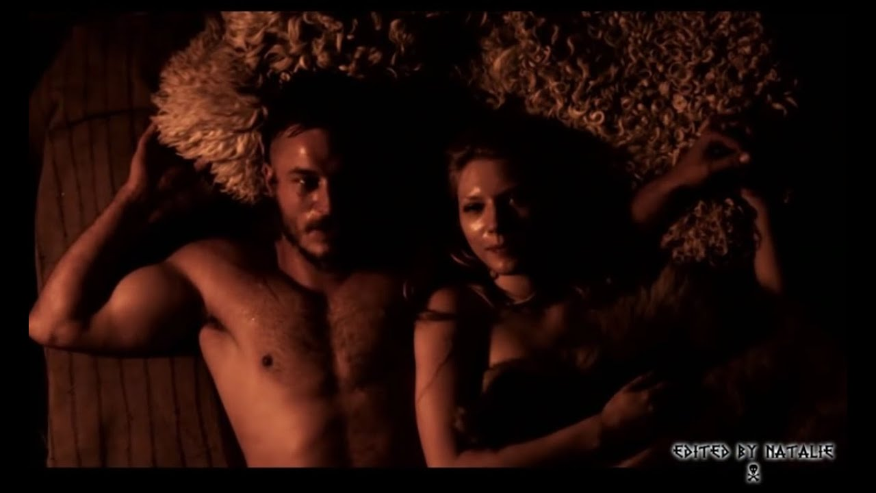 Alyssa sutherland nude vikings s01e09 2013 - 1 part 5