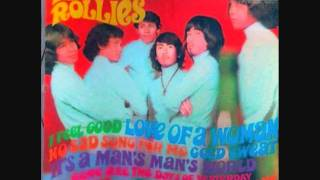 Gone are the song of yesterday - The Rollies 1968.- Pop Sound Records