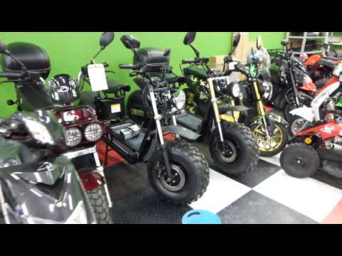 Super Scooter Liquidation - Quebec City and Montreal Locations