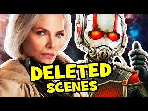 Ant-Man & The Wasp DELETED SCENES