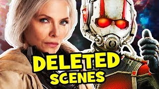 Ant-Man & The Wasp DELETED SCENES thumbnail