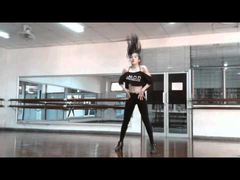 "[Cover] ""Breathe On Me"" - Brian Friedman & Yanis Marshall Heels Choreography"