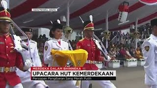 Download Video FULL 2 Detik-detik Pengibaran Bendera Merah Putih, Paskibraka 2017 - Merdeka dalam Bhinneka MP3 3GP MP4