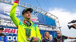 Racer X Films: 250 Press Conference | Justin Cooper | 2019 Thunder Valley National