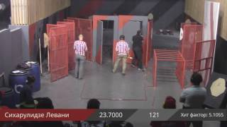 Сихарулидзе Левани упражнение Slicker.
