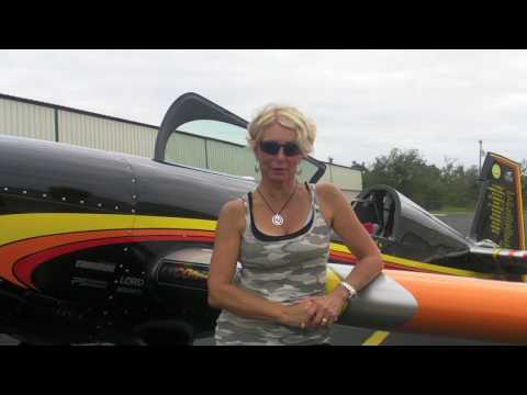 Patty Wagstaff Extra 300 Promo