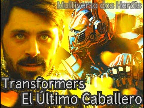 Liam Garrigan será Rey Arturo en Transformers :El Último caballero