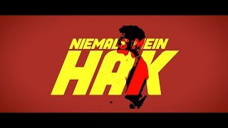 PAYY - NIEMALS MEIN HAK (Prod. by Remoe) [ OFFICIAL VIDEO ]