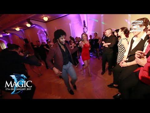 Terry SalsAlianza & Beige - social dancing @ Magic Slovenian Salsa Festival 2018