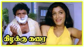 Kizhakku Karai Movie Scenes | Prabhu Gets Tricked by his Family | Kushboo Tries to Impress Prabhu