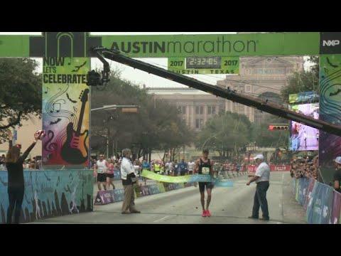 Austin Marathon: New route, road closures