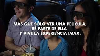 Papalote Museo Del Niño- Megapantalla IMAX Theatre Ad