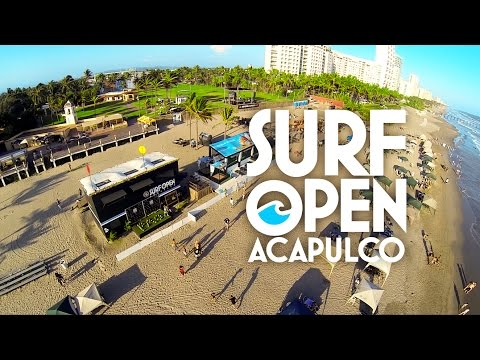 Surf Open Acapulco 2014
