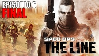 SPEC OPS:THE LINE - Episodio 6 - La verdad (FINAL)
