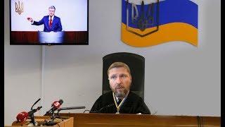 Мой иск к Порошенко - в суде