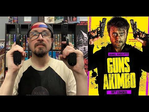 Guns Akimbo - Movie Review