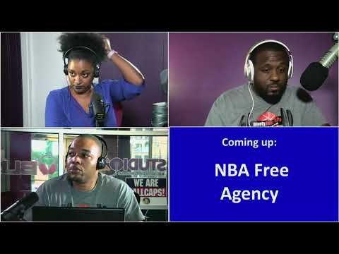 The Focus Ep. 76 - The First 48 of NBA Free Agency