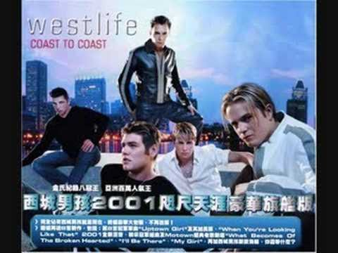 Westlife What Makes A Man 02 of 19