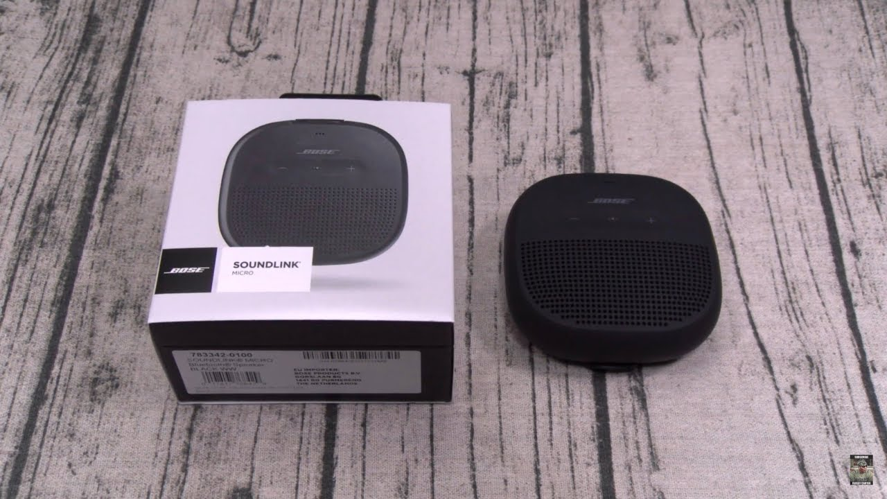 2515dad3ee3 Bose SoundLink Micro Waterproof Bluetooth speaker - YouTube