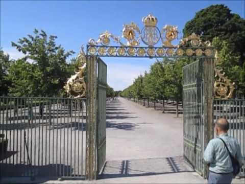 Besuch von Drottningholm