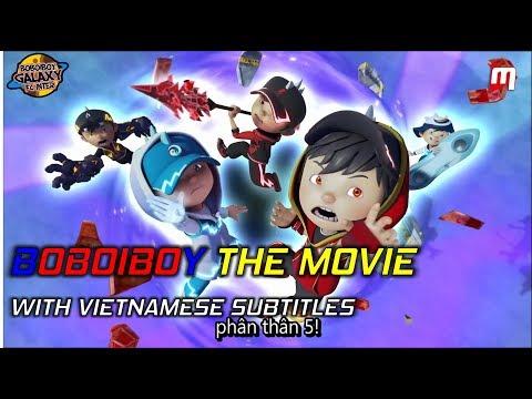 (Vietnamese subtitle) BoBoiBoy The Movie